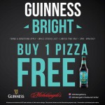 Guinness Bright & Apple Fox Cider - Limited Time - Promo